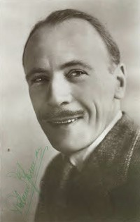 Roland Young in 1945 NBC Radio Show - The Adventures of Topper